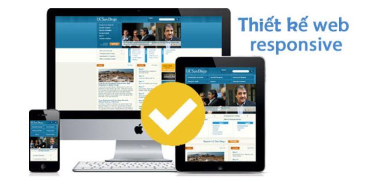 Lý do nên thiết kế web chuẩn Responsive.