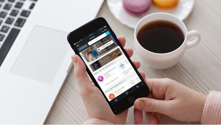Top 10 ứng dụng mua sắm online.