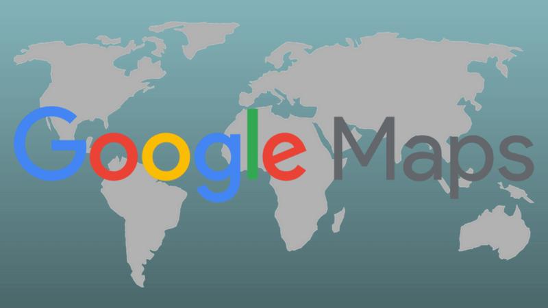 google map giúp bạn tìm đường dễ dàng