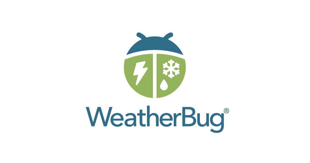 Ứng dụng đo lường, dự báo thời tiết WeatherBug