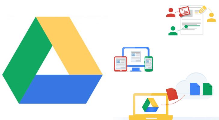 Ứng dụng google drive phổ biến toàn cầu