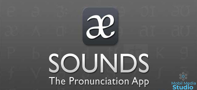 Sounds – the Pronunciation app