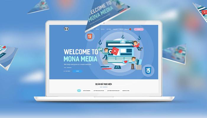 App quản lý bán hàng - Mona Media
