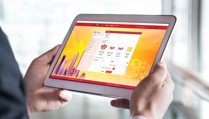 Phần mềm mua bán vàng online - eGolf