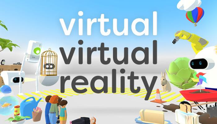 Trò chơi kính thực tế ảo Virtual Virtual Reality