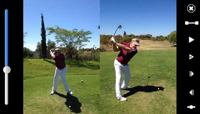 Ứng dụng Golf phân tích swing - SwingPlane